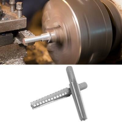 2x Hss Mt2 Taper Finerough Reamer Cutter Tool Set Straight Shank 1.5x12.5cm Gb