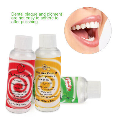 Dental Cleaning Powder Prophy Mate Air Jet Polisher Cleaning Powder Mint Co