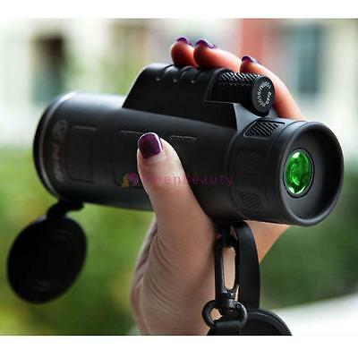 PANDA 10X60 Focus Zoom Outdoor Travel HD OPTICS B4 Monocular Telescope Hot B