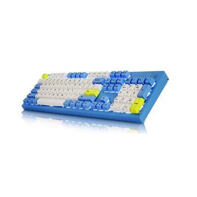 ABKO K990 V3 LED Waterproof Gaming Keyboard Blue