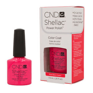CND Shellac UV Color Coat - Gel Nail Polish - BRAND NEW GENUINE West Island Greater Montréal image 1