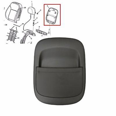 Front Seat Rear Panel Black For OEM Parts GM Chevrolet Malibu 2012-2014