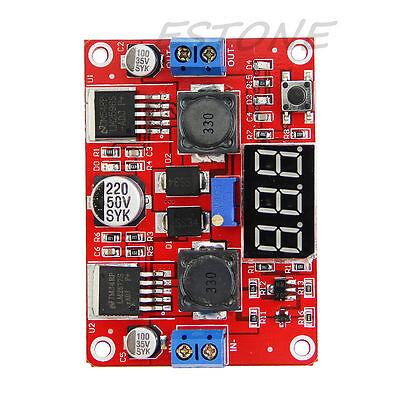 Dc-dc Digital Display Step Up Step Down Boost Board Buck Converter Power Module