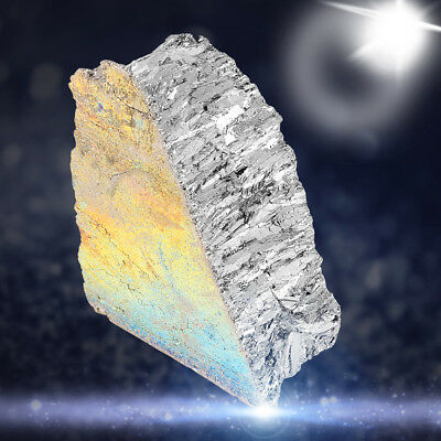 1000g Bismuth Metal Ingot 99.99 Pure Geodes For Making Fishing Lures Am