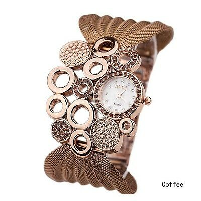 Women's Fashion Watches Luxury Brand Quartz !!! for sale  Shipping to India