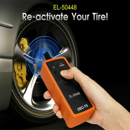El-50448 Tpms Reset Tool Relearn Tool Auto Tire Pressure