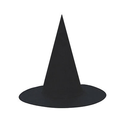 Child Black Witch Hat ~ HALLOWEEN CLASSIC FUN TALL KID WITCH COSTUME PARTY HAT