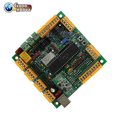 Usbcnc 2.1 4 Axis Usb Cnc Controller Interface Board Cncusb Substitute Mach3 New