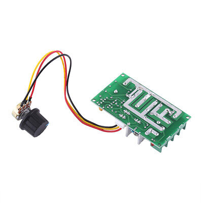 20a Dc10-60v Pwm Motor Speedregulator Controllerswitch High Power Driver Module