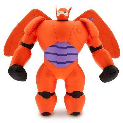 Disney Baymax Mech Armor Plush Big Hero 6 Small 8