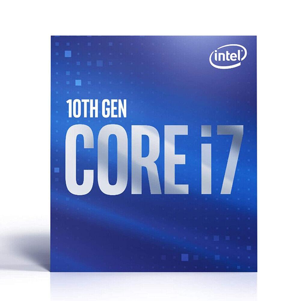 Intel BX8070110700 Core i7-10700 8-Cores up to 4.8 GHz LGA1200 65W Processor