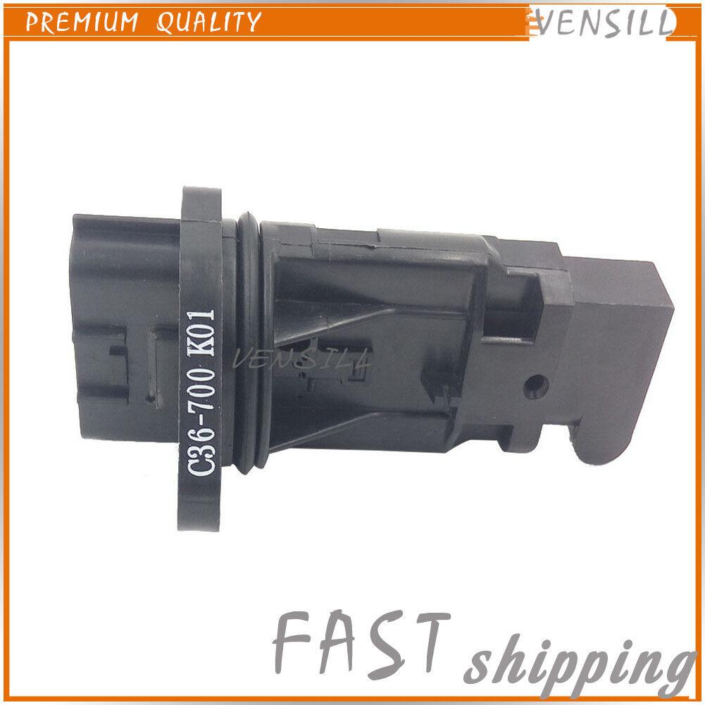 4pcs Front/&Rear Air Fuel Ratio Oxygen MAF Sensor for 11-12 Nissan Altima 2.5L