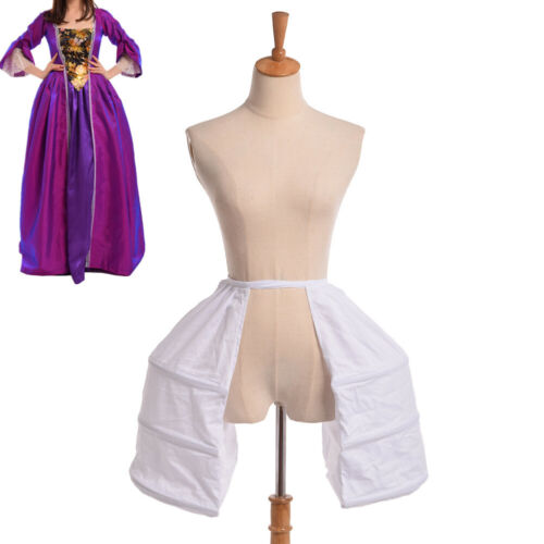 Blessume 18tn Century Pannier Rococo Victorian Dress Double Pannier Petticoat