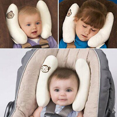 Head Neck Support Child Seat and Safety Adjustable Sleeping Baby Kid Neck (Adjustable Head Support)