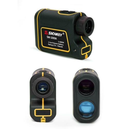 SNDWAY 650/1090Yards Outdoor Golf Rangefinder 7 X Magnificat