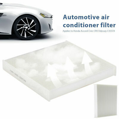 Cabin Air Filter White New for Honda Accord Civic CRV Legend Pilot 80292-SDA-A01 for sale  Shipping to Canada