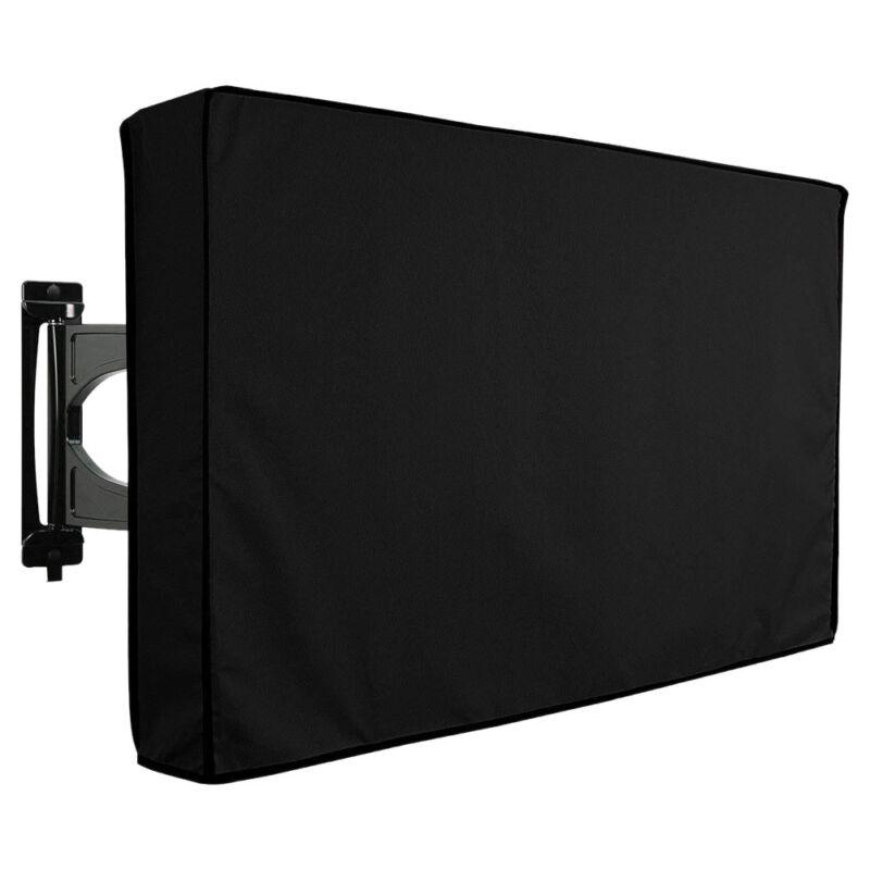 Outdoor TV Cover 600D Waterproof Dustproof Protector for Fla