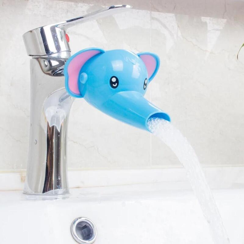 3 St/ück Wasserhahn Verl/ängerung Extender f/ür Kinder Baby Hilft H/ändewaschen Waschbecken Waschbecken