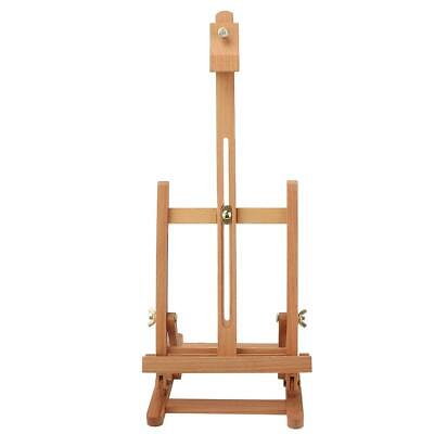 Wood Folding Artist Painting Easel Sketch Adjustable Floor H-Frame Display Stand for sale  Shipping to Canada