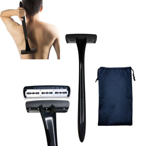 painless back razor shaver groomer body leg