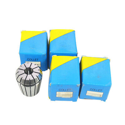 5 Pieces 316 Super Precision Er20 Collet Cnc Chuck Mill For Cnc Motor