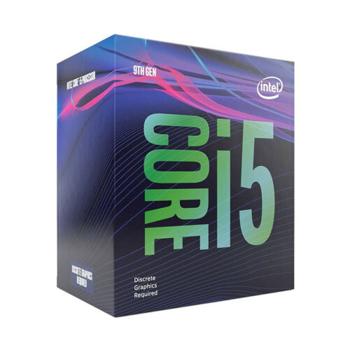 Intel Core i5-9400F Desktop Processor 6 Cores 4.1 GHz Turbo BX80684I59400F