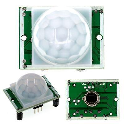 1hc-sr501 Adjust Ir Pyroelectric Infrared Pir Motion Sensor Detector Module