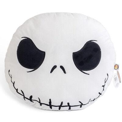 Nightmare Before Christmas Pillow (Disney Jack Skellington Pillow The Nightmare Before Christmas Plush Cool)