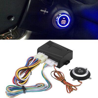 Alarm-System Universal Car Engine Push Start Stop Button Ignition Remote Starter