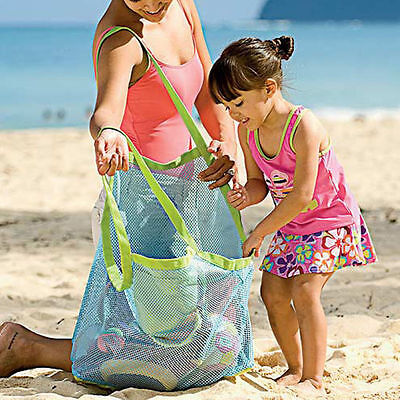 Extra Large Sand-away Carrying Bag Beach Toys Swimming Pool Mesh Bag Tote - Mesh Tote Bag