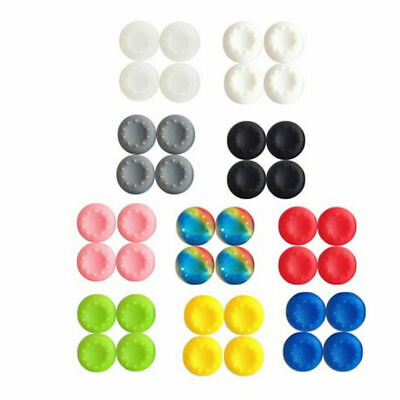 Controller Thumb Stick Grip Joystick Cap For PS4 PlayStation 4 Accessories ()
