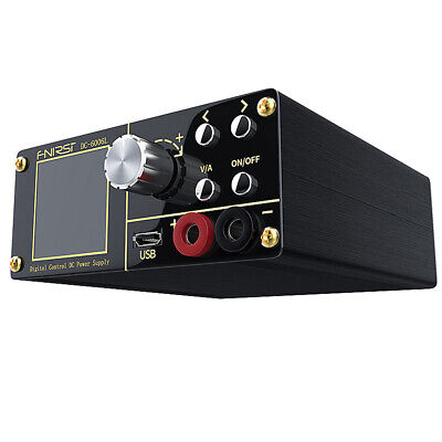 Digital Control 60v 6a Constant Voltage Current Dc Power Supply Regulator Tester