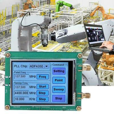 Adf4350adf4351 Signal Generator Full Touch Screen Rf Sweep Frequencydata Cable