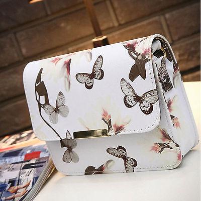 Womens Handbag Ladies Floral Shoulder Bag Tote Satchel messenger Cross Body Bag