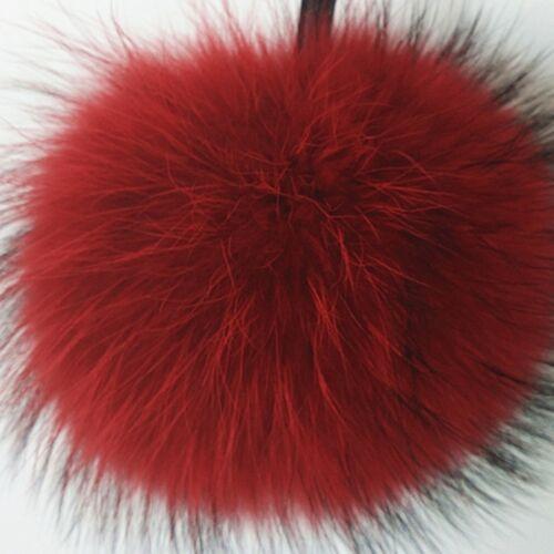10,12,15cm Bommel Faux Pelz Fell Tasche Schlüssel Anhänger Für Handtasche