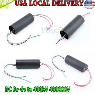 Dc 3v-6v To 400kv 400000v Boost Step-up Power Module High Voltage Transformer Us