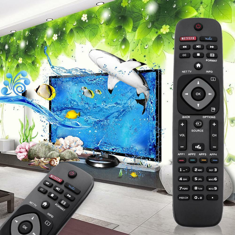 Universal Remote Control Replacement for TV DVD Phillips URM