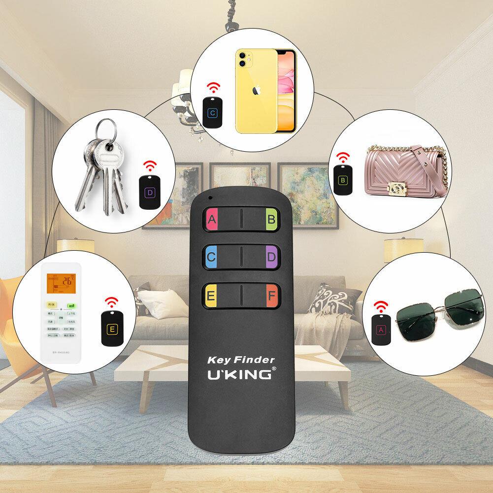 Wireless Tracker Key Finder Keys Wallets Glasses Tag Item Lo