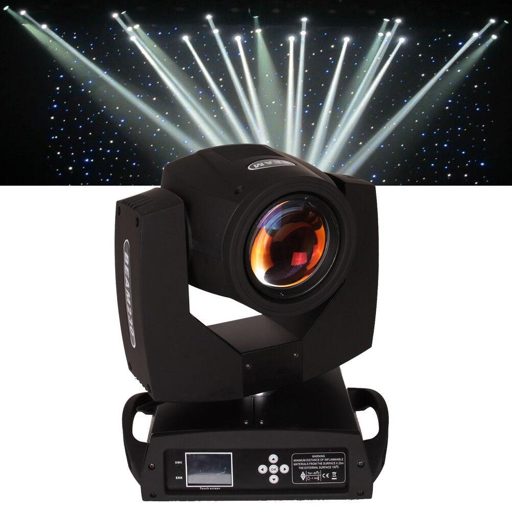 2PCS 7R 230W 16CH DMX512 Head Moving Stage Light Gobo Pattern Prism - $633.99