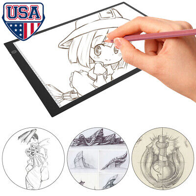 A3 Light Box Ultra-Thin LED Tracing Tracer Drawing Pad Board Table With Dimmable