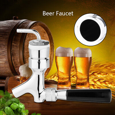 Exquisite Beer Tap Faucet Draft Shank Welbow 1-25x316 Brass Tube For Bar
