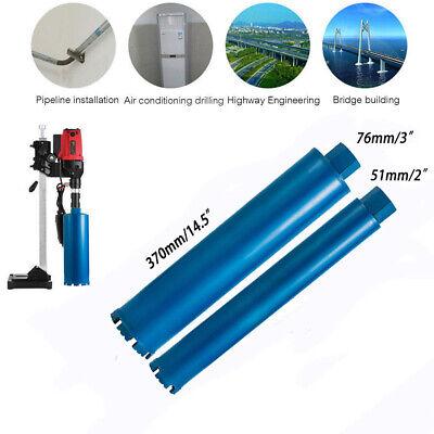 2 3 Wet Diamond Core Drill Bit For Concrete Core Premium Blue Series M22 Us