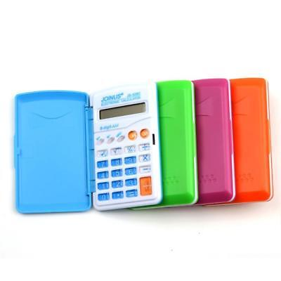 Small Mini Electronic Calculator Candy Color Function CalculatingSchoolrtable.