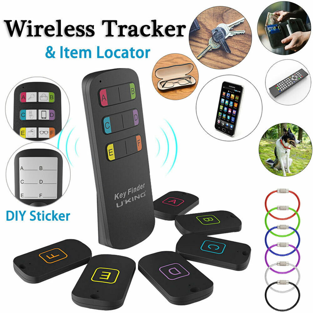 Wireless Alarm Anti-lost Tracker Tag Key Finder Wallet Pet I