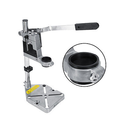 38-43mm Bench Clamp Drill Press Stand Workbench Repair Workshop Drilling Top Usa
