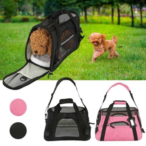 Haustier Hundetaschen Umhängetasche Tragetasche Katzen Tasche Transporttasche SU