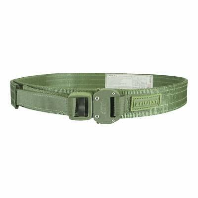Fusion Tactical Police Trouser Gun Belt Gen Ii Type C Medium 33-38x1.5 Green
