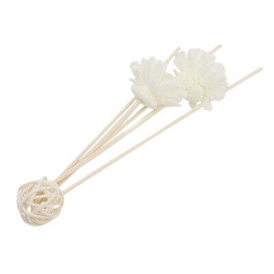 Flower Rattan Oil Diffuser Replacement Rattan Stick Essential Fragrance Refill