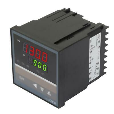 Ac100-240v Digital Pid Temperature Controller Thermocouple Relay Output Rex-c900
