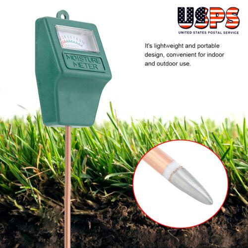 Soil Moisture Humidimetre Meter Detector Plant Flower Garden
